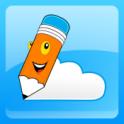 安卓办公软件之客户管理:好笔头业务云笔记LOGO