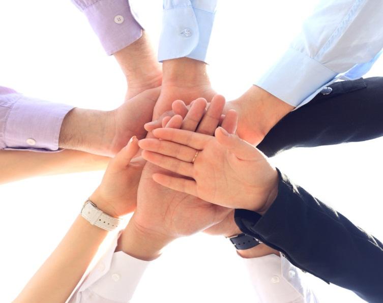 好笔头-团队合作,团结就是力量
