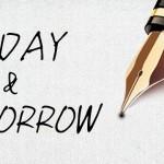 好笔头的今天和明天