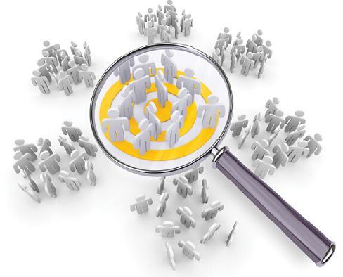 尝试不同的方法来寻找意向客户